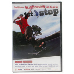 411 Basic Tricks DVD instructional skateboard video