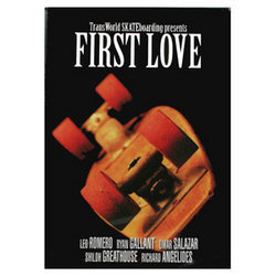 Transworld Magazine First Love DVD skateboard video