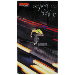 Thrasher Video, Playing in Traffic VHS skateboarding video