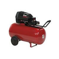 To work with pneumatic tools you need an air tank.  Pneumatic tools are air tools.  These are tool are often used in industries like the auto industry.  The use are to power the moving parts inside them.  In general can last much longer than tools with electric motors.